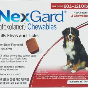 nexgard 60-120 lbs
