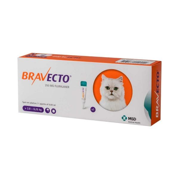 bravecto cats 2.8-6.25kg